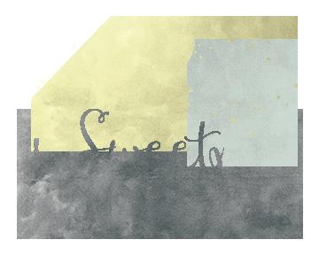 My sweet garden logo